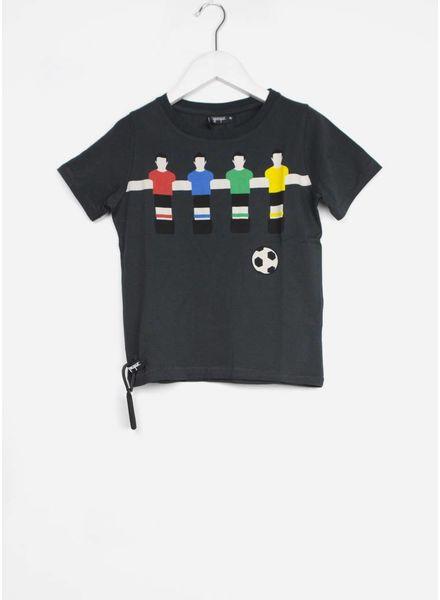 Yporque shirt foosball tee asphalt