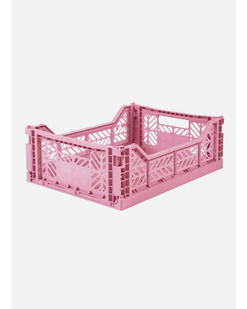 Ay-kasa baby pink midi