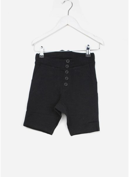 Yporque baggy shorts black