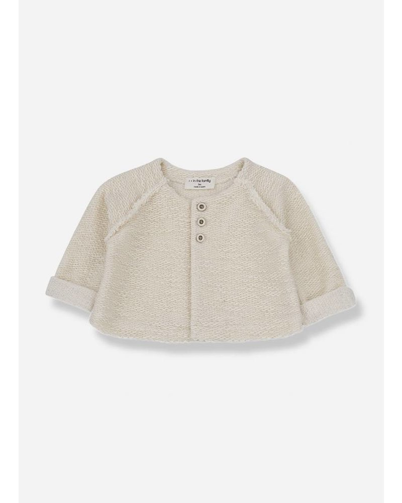 1+ In The Family boba girly jacket natural