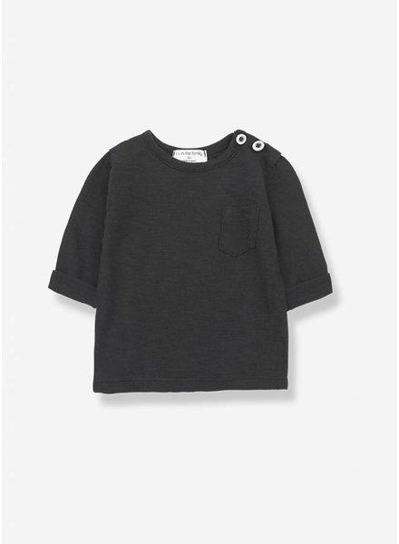 1+ In The Family john long sleeve t-shirt black