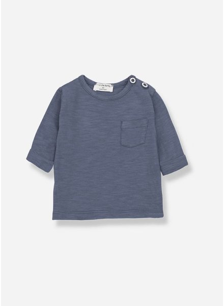 1+ In The Family john long sleeve t-shirt indigo