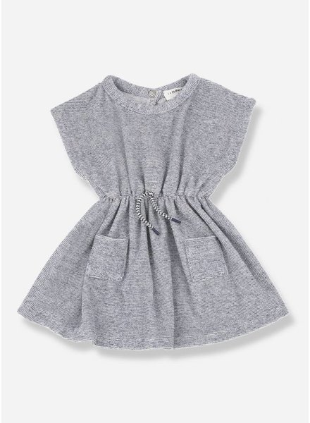 1+ In The Family lila dress blue