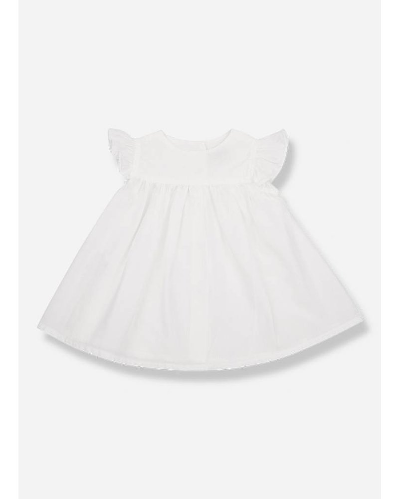 1+ In The Family olivia dress off-white