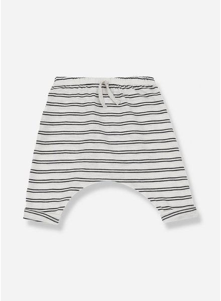 1+ In The Family sammy pants off-white/black
