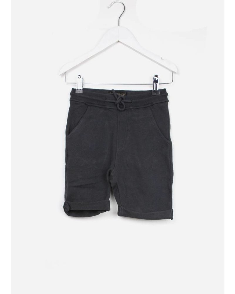 Finger in the nose grounded ash black comfort pants