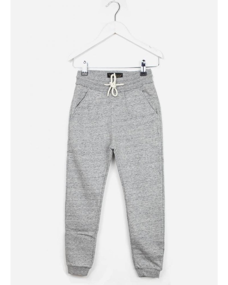 Finger in the nose sprint heather grey jogging pants