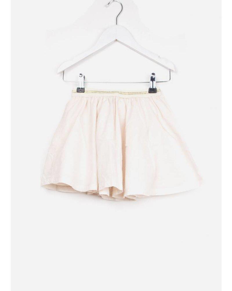 Buho bambi voile check girl skirt light pink