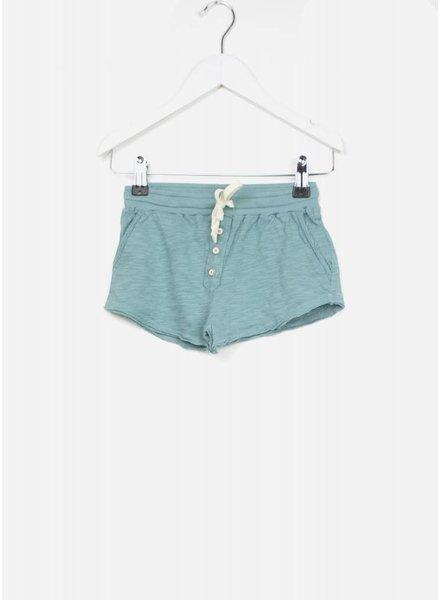 Buho short maylis cotton jersey girl mint