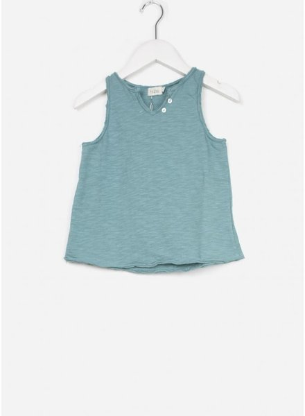 Buho shirt belle cotton girl tshirt mint