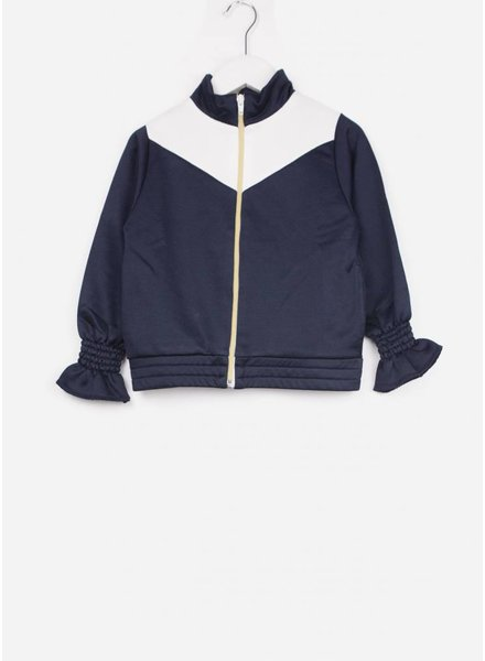 Bellerose vest girls sweatshirt america