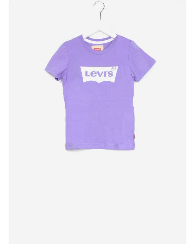 Levi's tee shirt aster purple