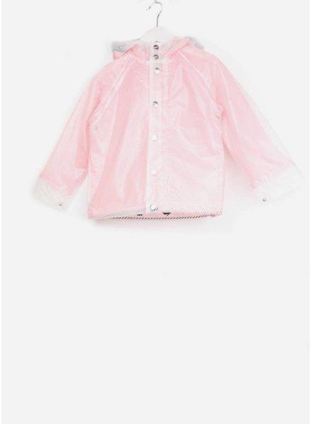 Gosoaky jacket famous cow cradle pink