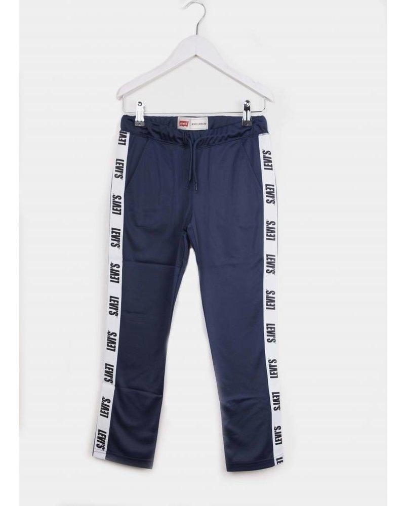 Levi's tapejog broek dress blue