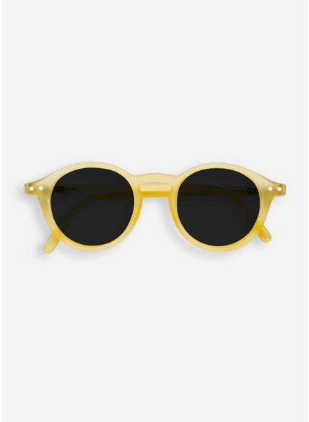 Izipizi sun #D junior yellow chrome - grey lenses