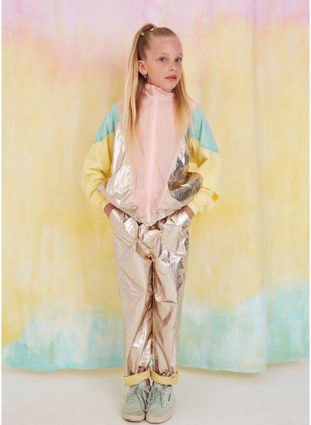 Soft Gallery jas dextra jacket windy silver