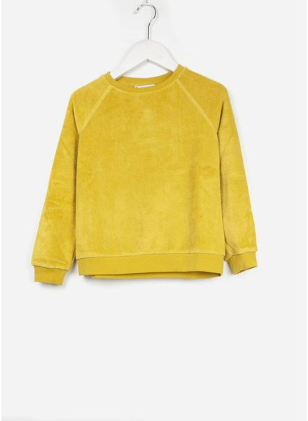 By Bar trui teddy sweater