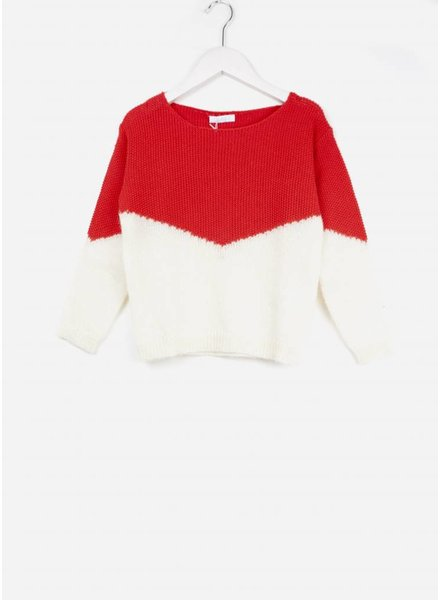 By Bar trui girls billy pullover