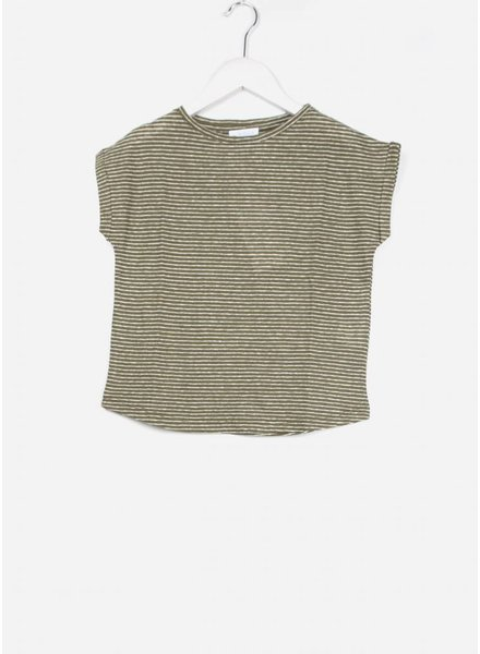 By Bar shirt bobby stripe top earth