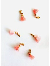 ByMelo bedel roze kwast