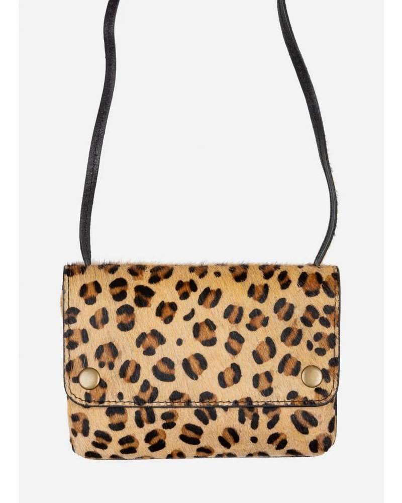 By Bar julie bag luipaard