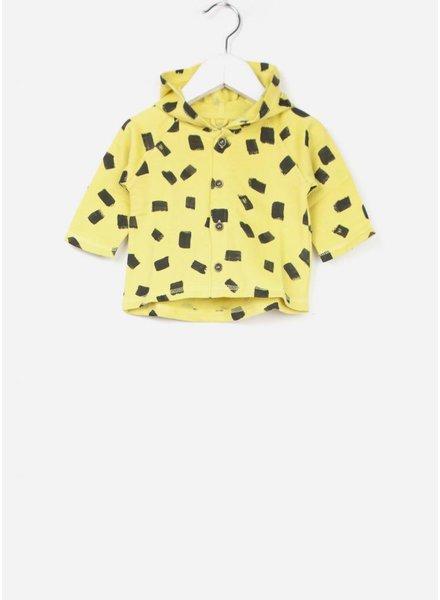 Play Up printed fleece jacket