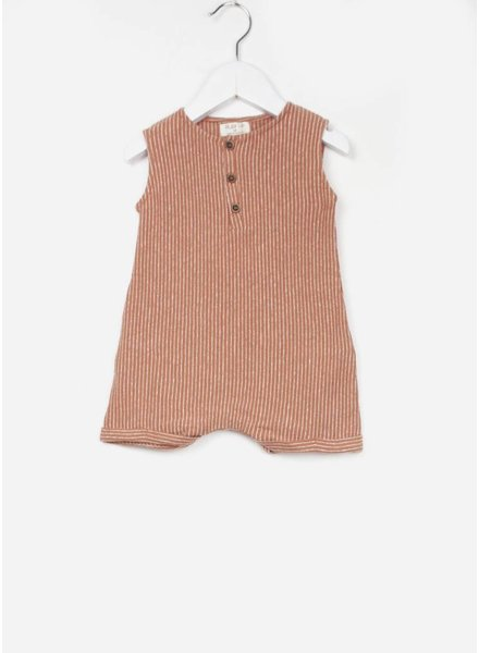Play Up onepiece striped  jersey bodysuit
