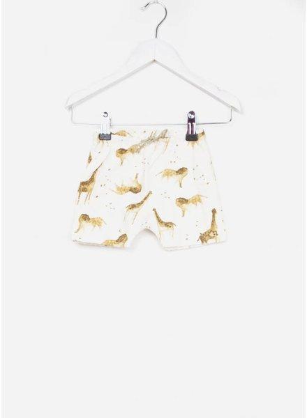 Play Up broekje printed terry shorts