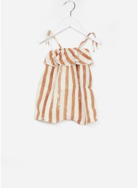 Play Up onepiece printed woven jumpsuit