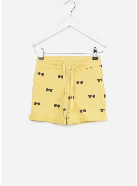 One we Like shorts sunglasses aop corn milk