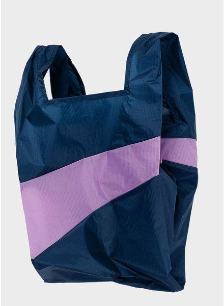 Susan Bijl shoppingbag midnight & dahlia