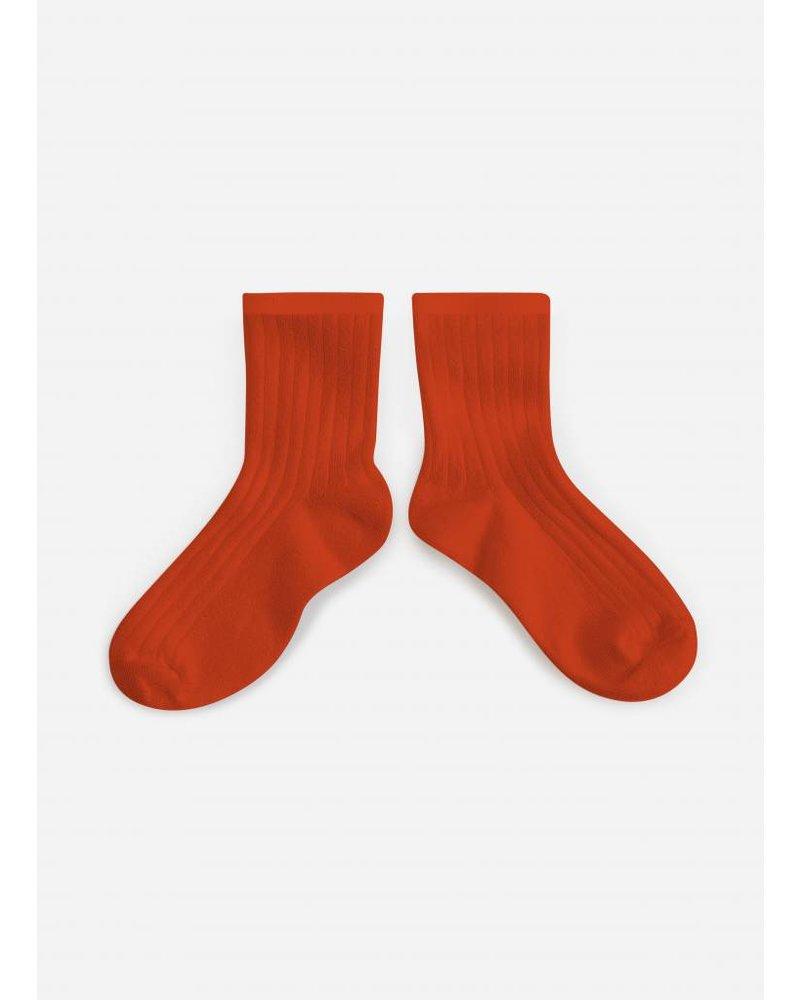 Collegien sokken orange confite