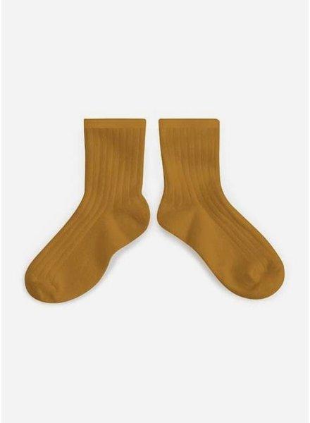 Collegien sokken moutarde de dijon