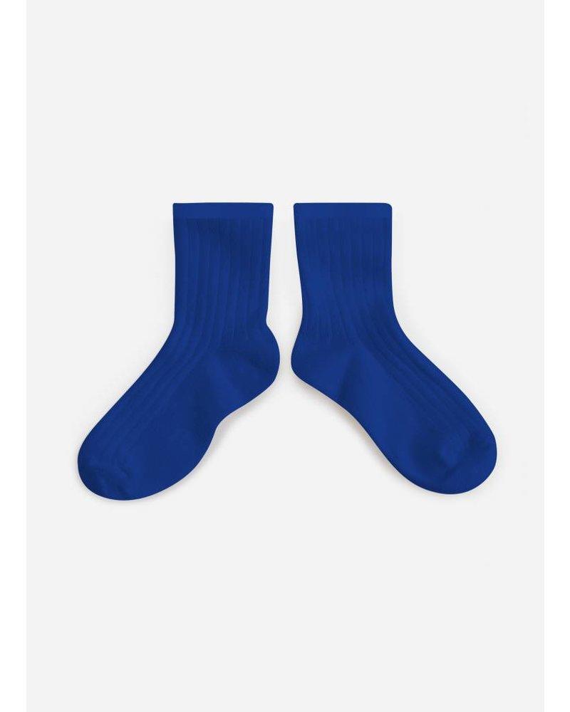 Collegien sokken blue eclatant