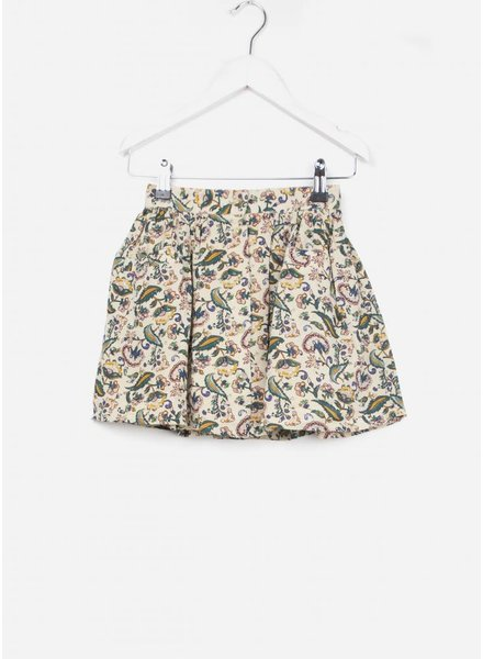 By Bar rok luna flower skirt
