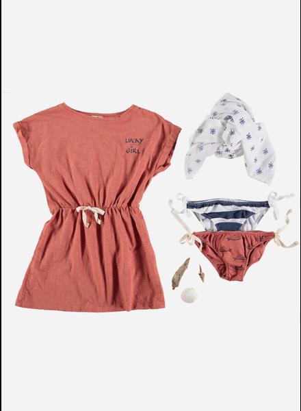 Buho jurk betty cotton jersey girl dress