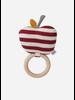 Liewood apple rattle stripe