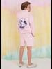 Soft Gallery bowie hoodie parfait pink waverider