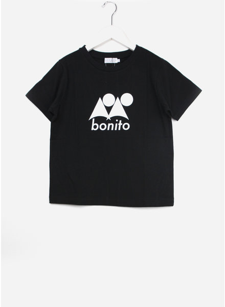 East end highlanders shirt bonito logo tee black