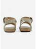 Bonton sandals crossed stars