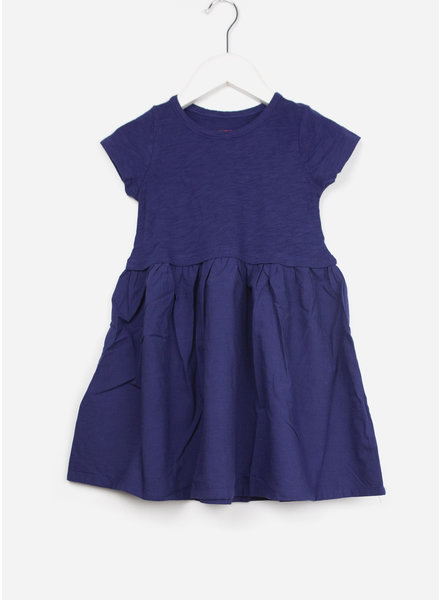 Bonton jurk dress marine