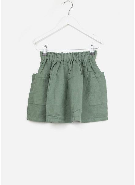 Bonton rok skirt vert agat
