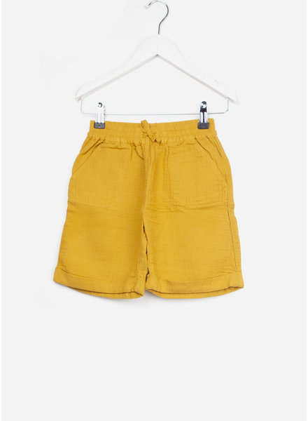 Bonton short moutarde