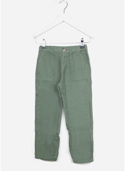 Bonton broek pants vert agat