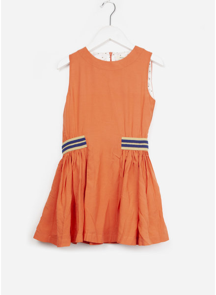 Bellerose jurk archer brick