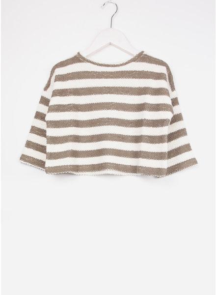 Play Up trui striped fleece