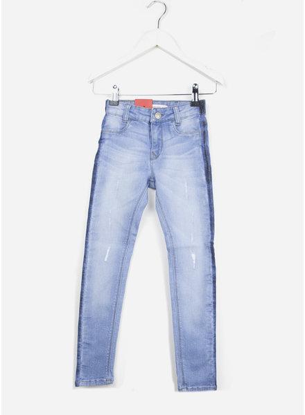 Levi's broek 710 jeans indigo