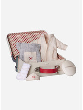 Maileg nurse and docter suitcase set cloth