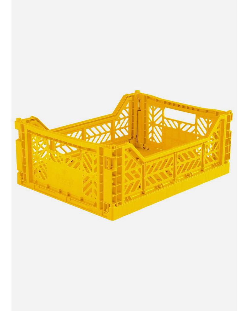 Ay-kasa yellow midi krat