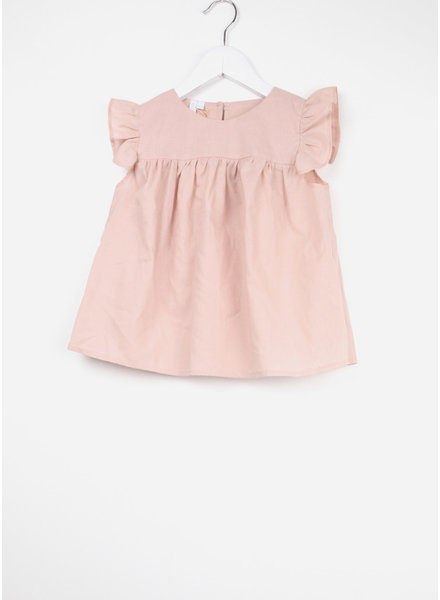 Club Cinq top re pale pink